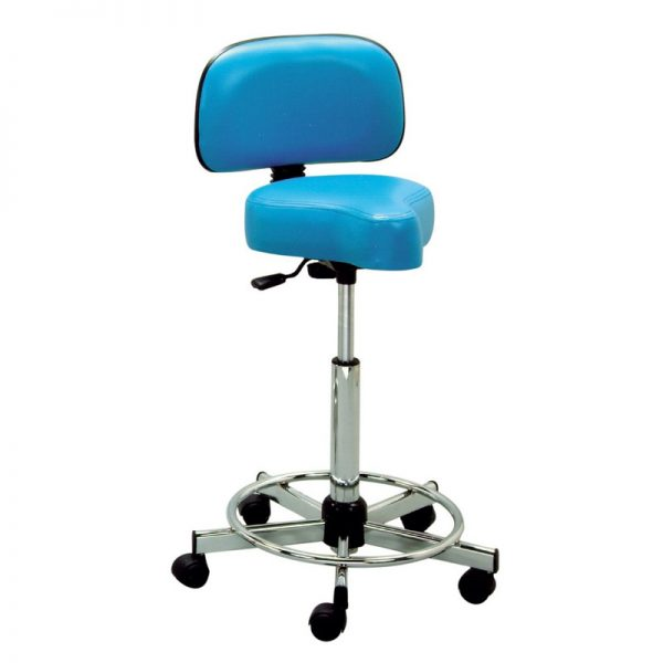 Bike Seat Professional Cutting Stool with Backrest Miami, FL