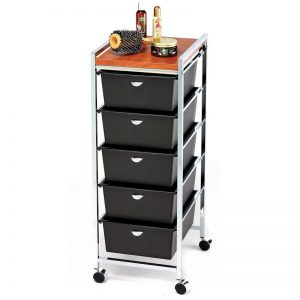 5-Drawer Salon Utility Cart Miami, FL